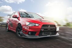 Mitsubishi Lancer Evolution X Explore #200, May 31st 2013