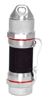 Storm Silver / Black High Altitude Windproof Lighter