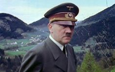 Adolf Hitler in berechtesgaden
