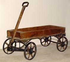 Pre 1900 Childs Wagon