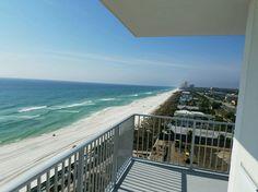 Corner Balcony view!