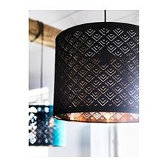 Nym lamp shade black copper color decorating pinterest nym leuchtenschirm ikea aloadofball Image collections
