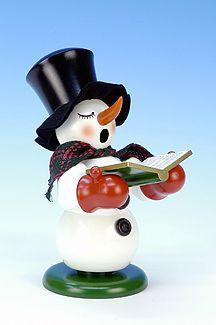Christian Ulbricht USA - SM Singing Snowman available at #Binns of Williamsburg