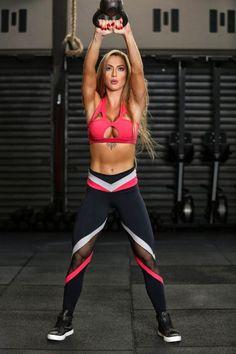 Top instinct em suplex poliamida com bojo in 2019 fitness hotties спорт, го Workout Attire, Workout Wear, Sport Fitness, Fitness Models, Gym Fitness, Extreme Fitness, Dieta Fitness, Fitness Wear, Photos Fitness