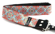 """Summer Bliss 1.5"""" Camera Strap Dslr Camera Straps, Perfect Camera, Point And Shoot Camera, Camera Accessories, Nikon, Bliss, Shoulder Strap, Pouch, Couture"""