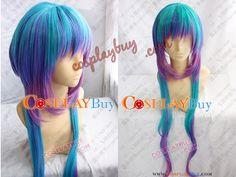 Vocaloid 3 Cosplay Hatsune Miku Wig