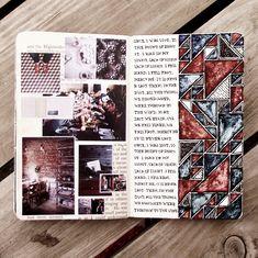 Moleskine, #032 by Rebecca Blair