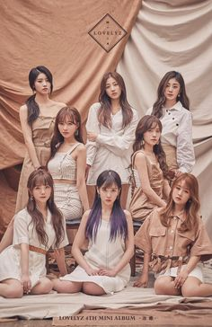Lovelyz is 'Healing' in new group teasers! ⋆ The latest kpop news and music Group Picture Poses, Group Poses, Kpop Girl Groups, Korean Girl Groups, Kpop Girls, Group Photography Poses, Portrait Photography, Jin Park, Pose Reference Photo