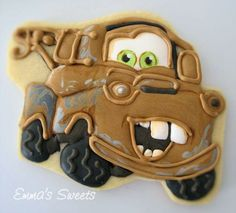 Mater | Cookie Connection