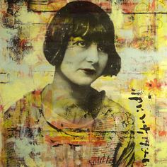 Alma, by artist: marbeth rothman  marybethrothman.com