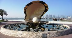 Doha Corniche through the eyes of azahelmanriquez
