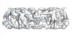 Изображения для творчества. Античный орнамент (11) (650x345, 169Kb)