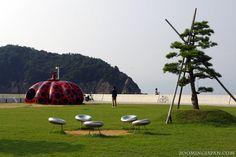"""Naoshima - """"The Art Island"""" - in the Seto Inland Sea: http://zoomingjapan.com/travel/naoshima-art-island/"""