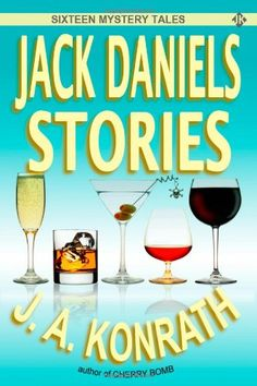 Jack Daniels Stories....found me a new series!