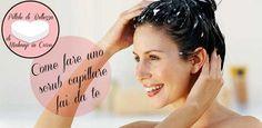 Lo scrub capillare è importante per rimuovere dal cuoio capelluto cellule morte, smog e residui di prodotti, per capelli puliti e vitali!