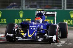 Felipe Nasr, Sauber C34, Singapore FP2
