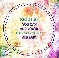 Have you ever considered whether you have self-belief? Have you considered how much believing in yourself could positively impact your life? ❤️ When you don't believe in yourself, the chances are, you're not going to put your full effort into bringing a project into fruition, or embrace the life ahead of you. More importantly, close your eyes for a moment and just consider how much you CAN achieve when you DO BELIEVE in your ability to succeed. It's not about not failing, it's about learning…