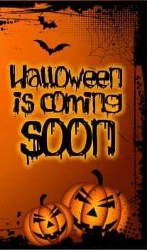 Halloween is coming! Halloween Countdown, 31 Days Of Halloween, Holidays Halloween, Vintage Halloween, Happy Halloween, Halloween Decorations, Halloween Stuff, Halloween Ideas, Haunted Halloween