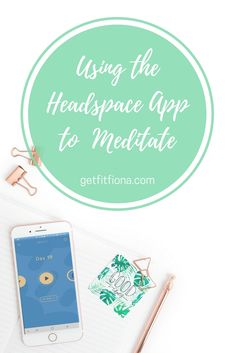 In this post I share about how using the Headspace aoo to meditate has been such a great thing for me. I never would have thought I would be someone who could meditate for 20 minutes at a time. Wellness Tips, Health And Wellness, How To Start Meditating, Headspace App, Meditation For Beginners, About Me Blog, Thoughts, Learning, Healthy Living