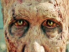 """The Walking Dead.  """"Zombie Merle"""" I liked Merle better as a zombie."""