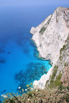 Picture - View from Kampi of the coast of Zakynthos. | PlanetWare
