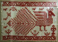 Russian Embroidery, Firebird, Armenia, Cross Stitch Designs, Pj, Embroidery Patterns, Printing On Fabric, Bohemian Rug, Folk
