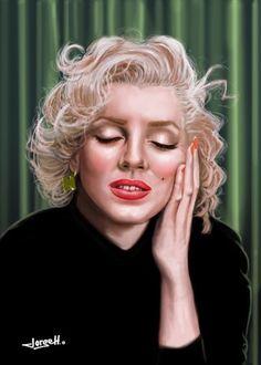 Norma - Retratos | Dibujando.net