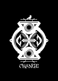 The Change Symbol