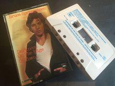 Bruce Springsteen Vtg Music Cassette Tape Darkness On The Edge Of Town 1978 CBS in Music, Cassettes | eBay!