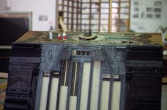 142 Behind-The-Scenes Photos Reveal Blade Runner's Miniature World