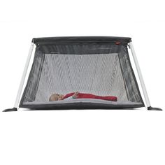 Amazon.com: phil Traveller Crib, Black: Baby