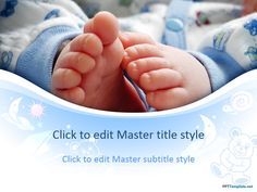PPT Template – Free PowerPoint Template for Presentations Powerpoint Template Free, Templates Free, Background Powerpoint, Background Templates, Ivf Clinic, Best Bond, Child Life, Free Baby Stuff, Mother And Child