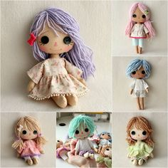 Gingermelon Dolls Más
