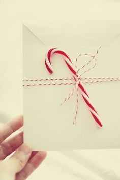 all things simple: a little Christmas inspiration: it's all in the packaging
