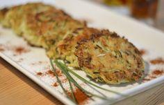 Kartoffel-Zucchini-Reibekuchen | vegane Rezepte in Hauptgerichte