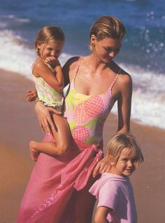 Lilly Pulitzer Resort catalog in 2002