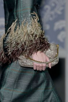 Louis Vuitton - Trend: Feathers | Fall 2013