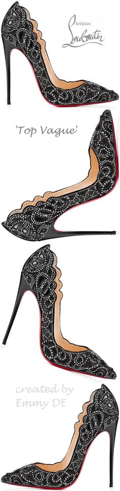 Louboutin-must have black!!!