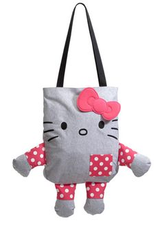 Hello Kitty tote purrfect for Ally Vintage Bags 2ec1e216df4e7
