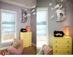 Cool Baby Boy Room / Nursery!