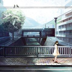 「unforgettable」/「げみ」のイラスト [pixiv]  (via…