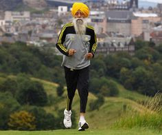 A 101-year-old Sikh believed to be the world's oldest marathon runner has said he feels sad to be retiring from competitive events, as he prepared for his last race this weekend in Hong Kong. (via AFP)