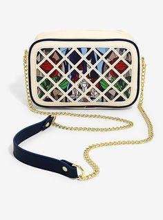 Loungefly Disney Peter Pan Clock Trunk Purse Crossbody Shoulder Bag /& Wallet NWT