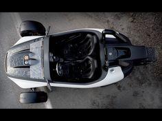 Volkswagen's reverse trike, the GX-3.
