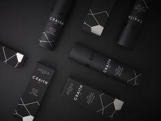 Craith lab skincare. Branding, packaging, art direction. Skincare Branding, Starbucks Iced Coffee, Coffee Bottle, Art Direction, Lab, Packaging, Skin Care, Cream, Drinks