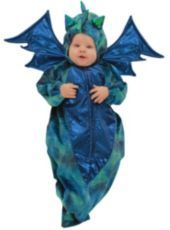 Baby Magic Dragon Costume