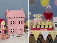 Decadent Dollhouse Guest Dessert Feature