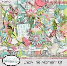 Marie H Designs - Enjoy The Moment Bundle - GDS