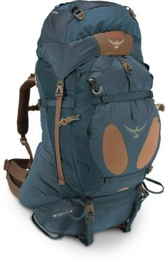 A good backpack. It a must have...Basic Camping Gear.