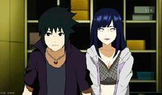 LMAO!!! look at Hinata's face!